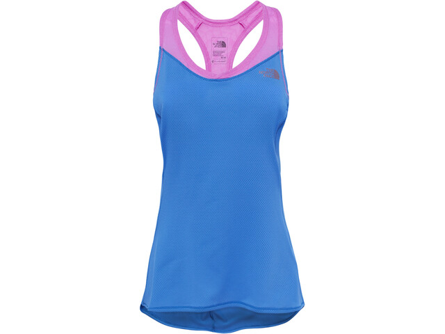 The North Face Runagade Mesh Tank Dam amparo blue/sweet violet
